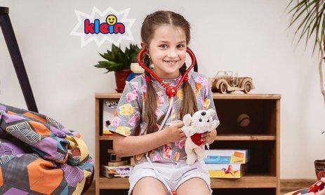 Бренд Klein — функциональные игрушки на Toys4brain