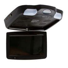"""9"""" Автомобильный потолочный монитор с DVD плеером черный  - Краткое описание"""