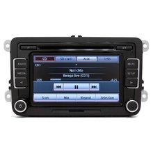 Головное устройство Volkswagen RCD510 Delphi 5ND 035 190A  - Краткое описание