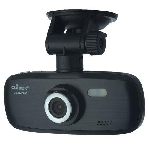 Автовидеорегистратор с монитором Globex GU DVF006