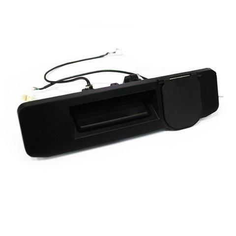 Камера заднего вида в ручку багажника для Mercedes Benz ML GL GLA