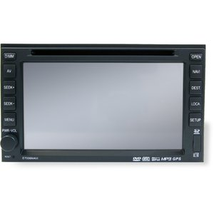Navigation and Entertainment System FlyAudio for Mitsubishi Outlander 2008