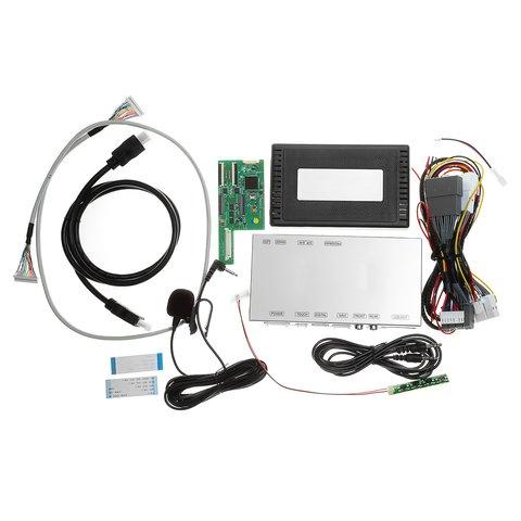 Комплект для установки функции СarPlay в Toyota Camry с системой Pioneer