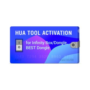 Hua Tool Activation for Infinity-Box/Dongle, BEST Dongle, Infinity CDMA-Tool.