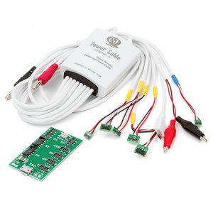 Power Supply Test Cable with Battery Activation Charge Board for Apple Cell Phones