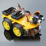 Haitronic Multifunction Bluetooth Controlled Robot Smart Car