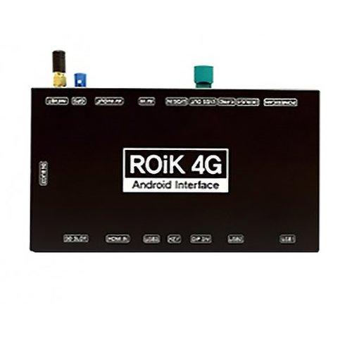 Módulo de navegación en Android ROIK para pantallas originales Audi, Bentley, Porsche, Skoda, Volkswagen