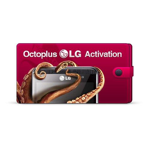 Активація LG для Octoplus