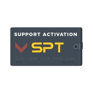 Активация поддержки SPT