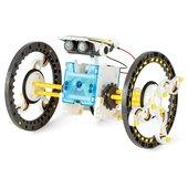 Робот 14 в 1 на солнечных батареях, конструктор CIC