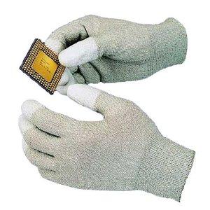 Goot WG-4S Антистатические перчатки с антискользящим покрытием пальцев и ладони