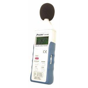Вимірювач сили звуку Pro'sKit MT-4008