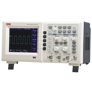 Цифровий осцилограф UNI-T UTDM 12202CE (UTD2202CE)