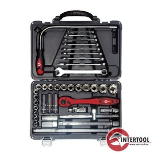 Набір інструментів INTERTOOL ET-7039 для автомобілів