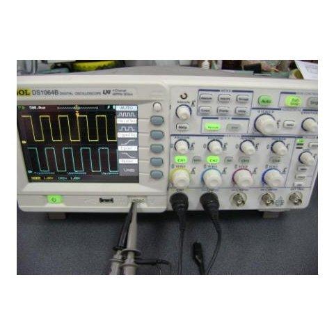 Цифровой осциллограф RIGOL DS1064B