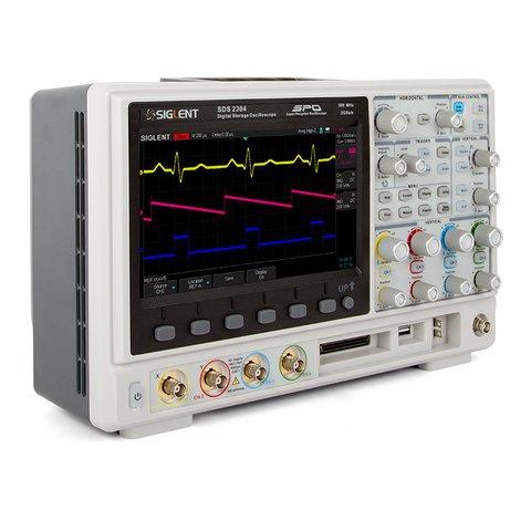 Цифровий осцилограф SIGLENT SDS2204