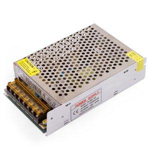 Блок живлення для світлодіодних стрічок 12 В, 6,5 А (80 Вт), 110-220 В