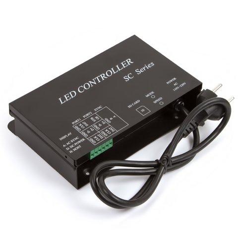 Автономний світлодіодний контролер H802SC 2048 пкс