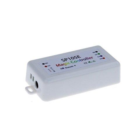 Контролер з Bluetooth управлінням SP105E RGB, WS2801, WS2811, WS2812, WS2813 5 24 В
