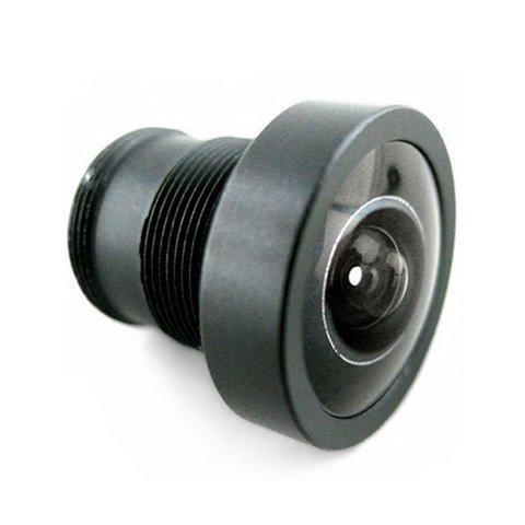 Знімний ширококутний об'ектив для IP камери 150°, різьба M12