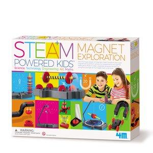 STEAM-набір 4М Магнітні пригоди