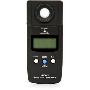 Digital Light Meter HIOKI HiTester 3423