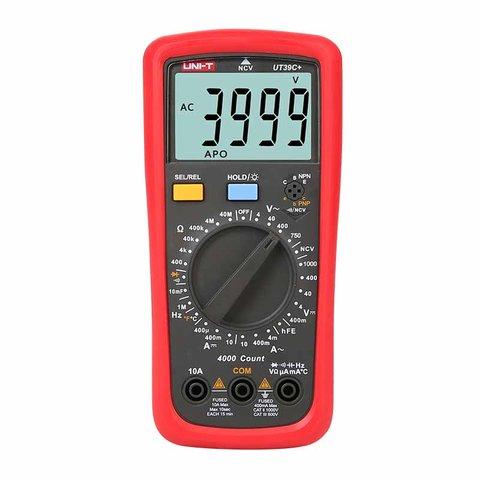 Digital Multimeter UNI T UT39C+