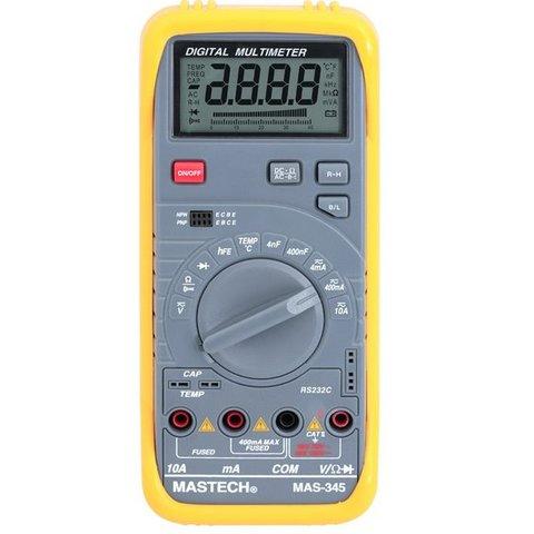 Digital Multimeter Mastech MAS345